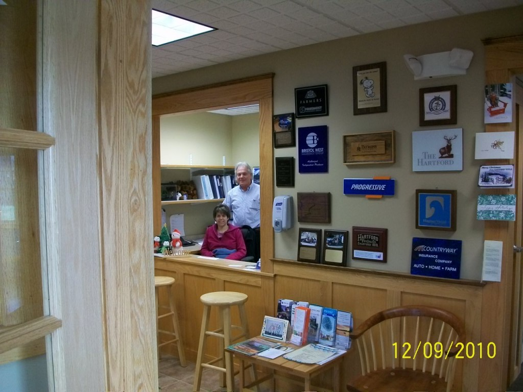Maine Insurance Agents